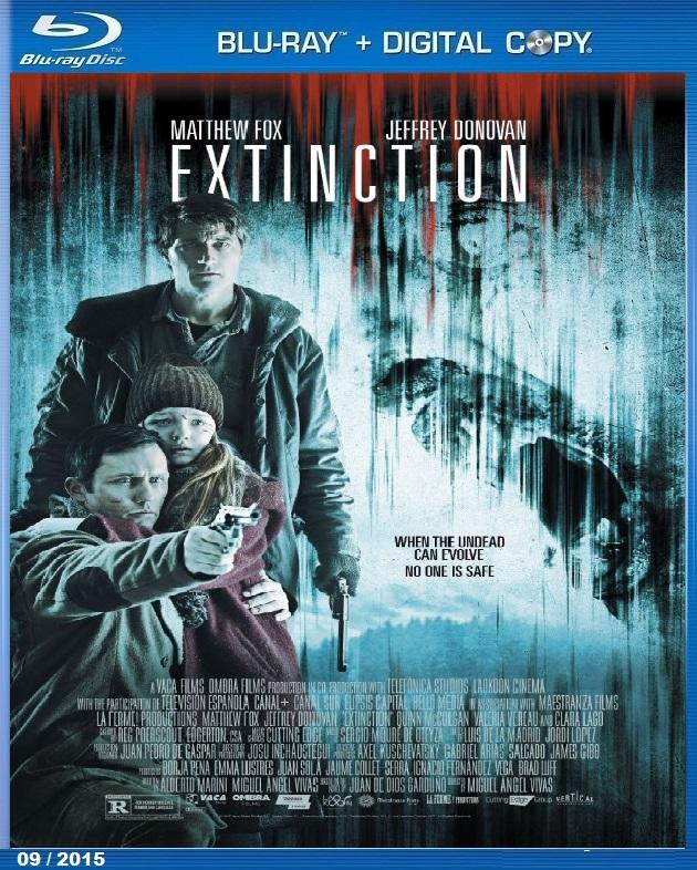 EXTINCTION (2015) เอ็กซ์ทิงชั่น [MASTER มาใหม่][1080p][เสียงไทยมาสเตอร์ 5.1]