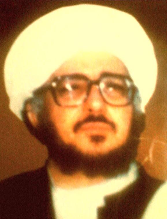 Abuya Hb. Muh. bin 'Alwi Al-Maliky Al-Hasani