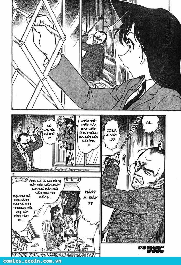 Thám Tử Lừng Danh Conan - Chapter 640 - Pic 12
