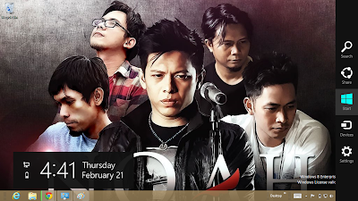 Download Tema Noah Band Untuk Windows 7 Dan Windows 8, Download Tema Noah Band Untuk Windows 7 Dan Windows 8, Noah Wallpaper