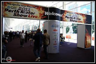 Perth Motor Show 2011