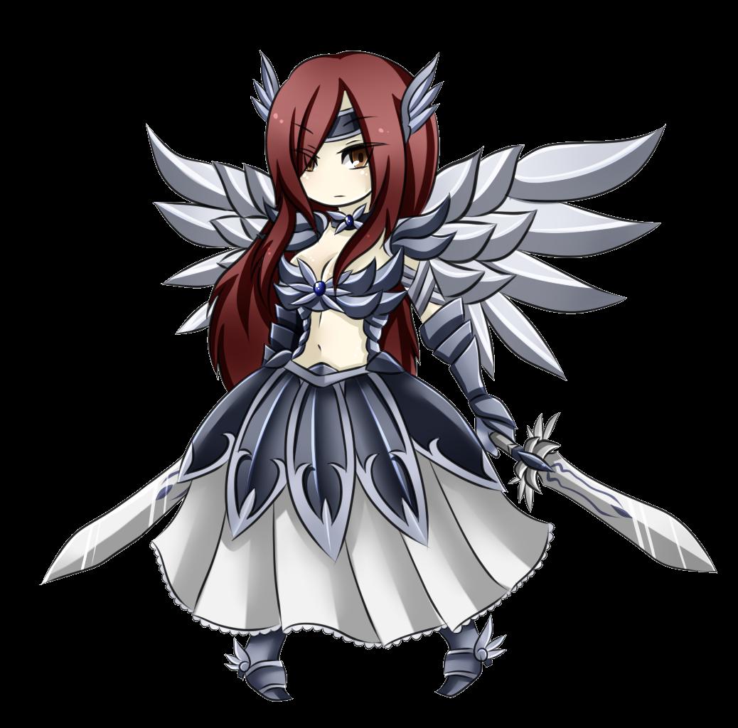 Diário Otaku: Fairy Tail - Chibi