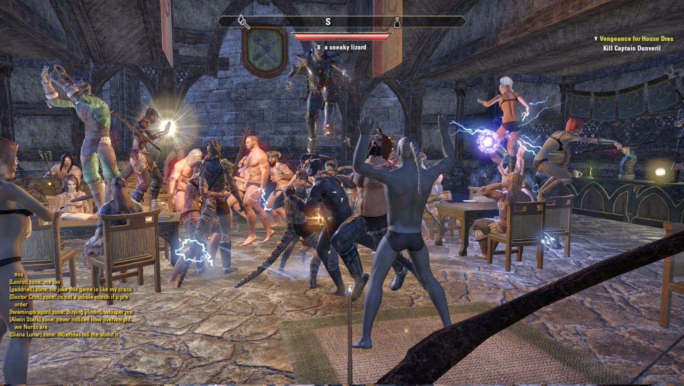 ESO Community Party