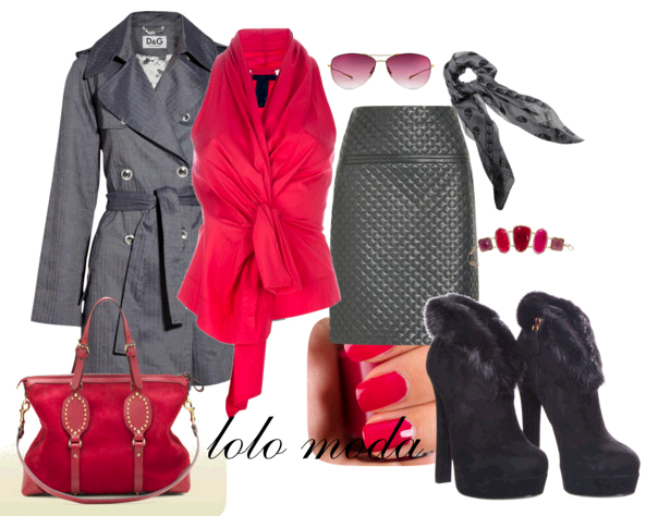 Lolo Moda Fashion Women Winter