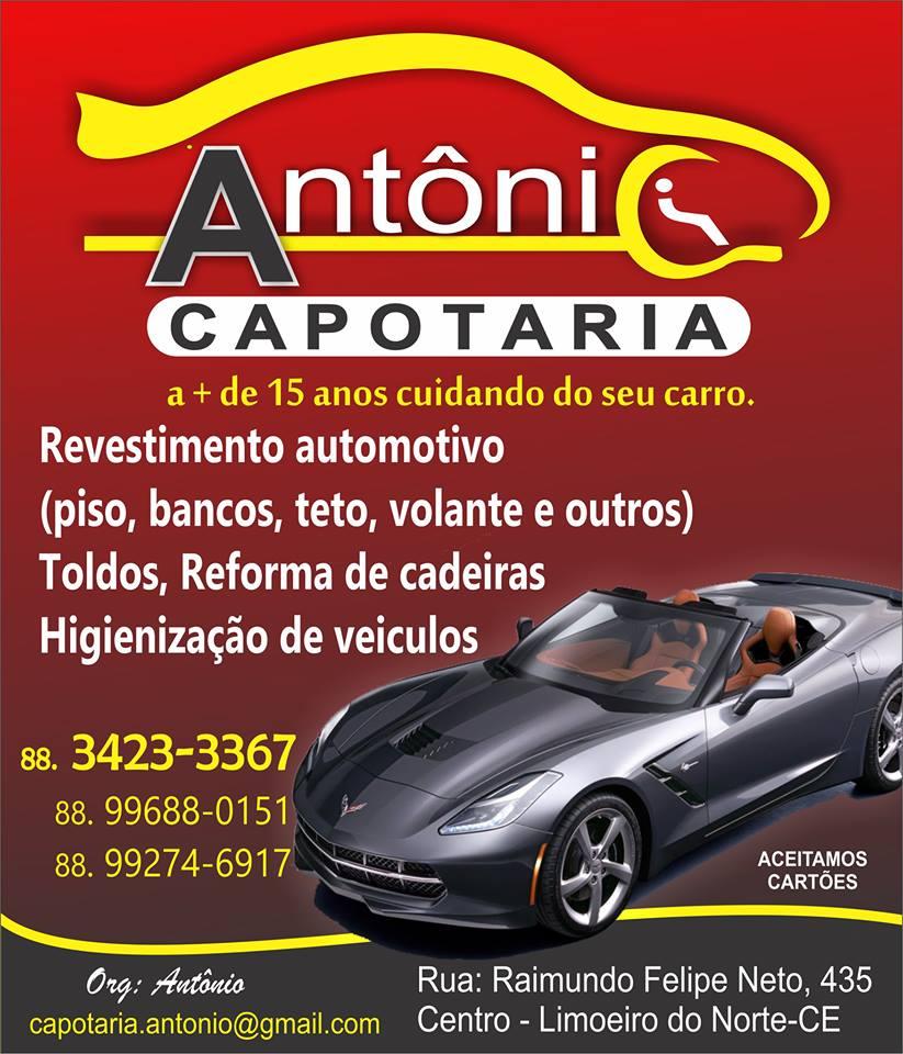 ANTONIO CAPOTARIA