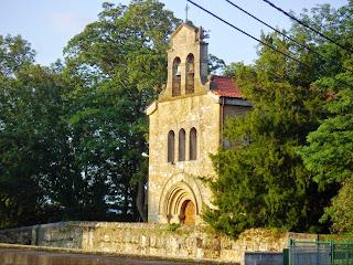 Tiñana, iglesia parroquial