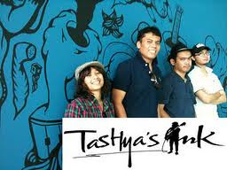 Tashya's Ink Yang Ku Mahu