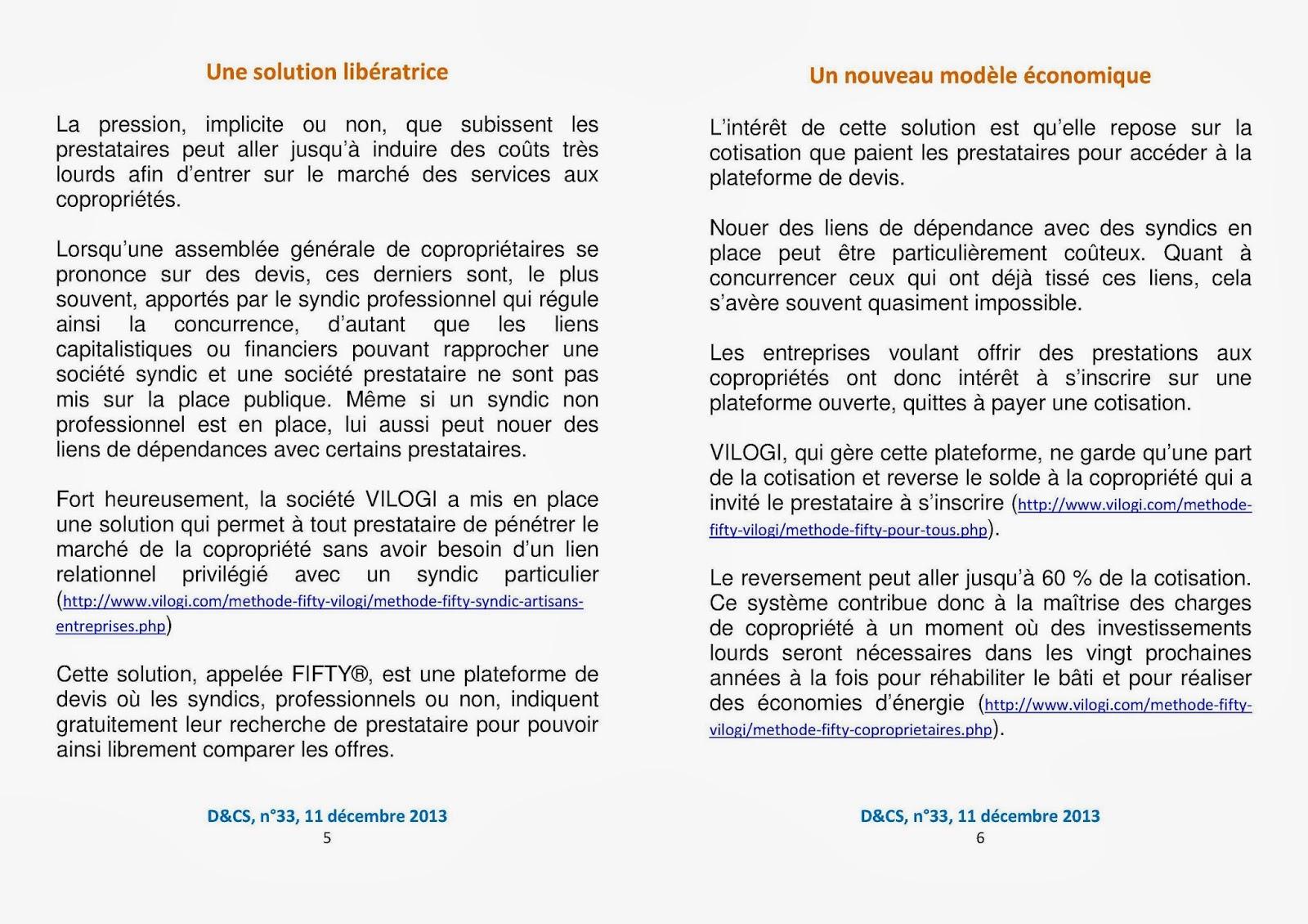 transparence des liens site public