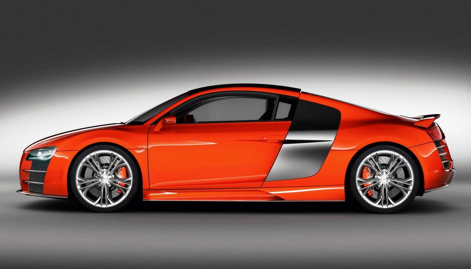 Audi Tt Coupe – Audi TT Coupe Red Cutaway