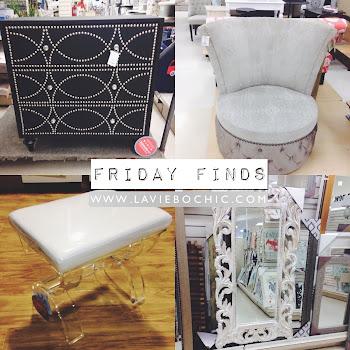 Friday Finds: HomeGoods Part Deux | Laviebochic