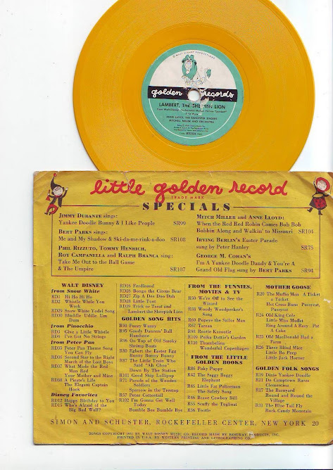 Golden Records 1951