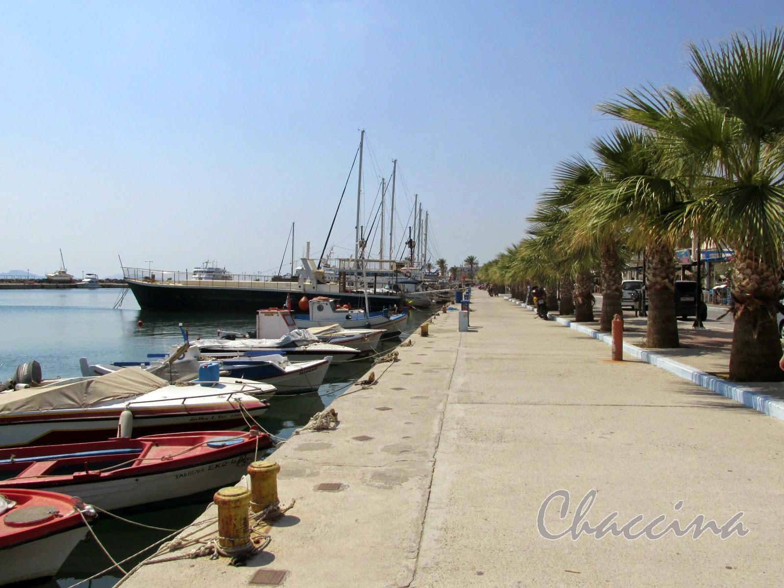 Der Hafen von Kardamena / Chaccina Lifestyleblog