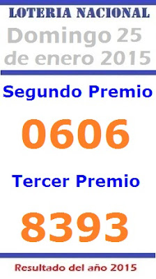 Resultados-Sorteo-Domingo-24-Enero-2016-cuarto-domingo-2015-segundo-tercer-premio