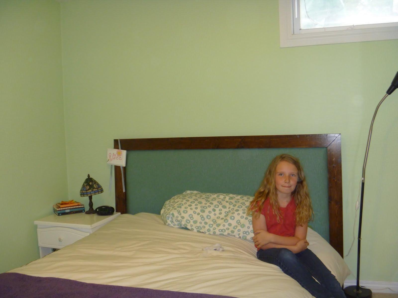 The sweet life Alice39s New Room