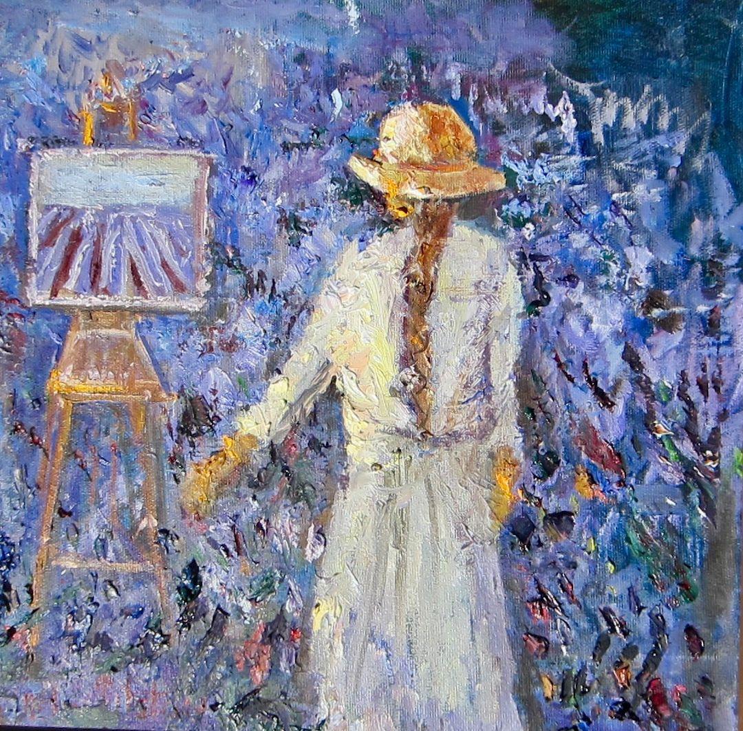 Helen Tilston Painter