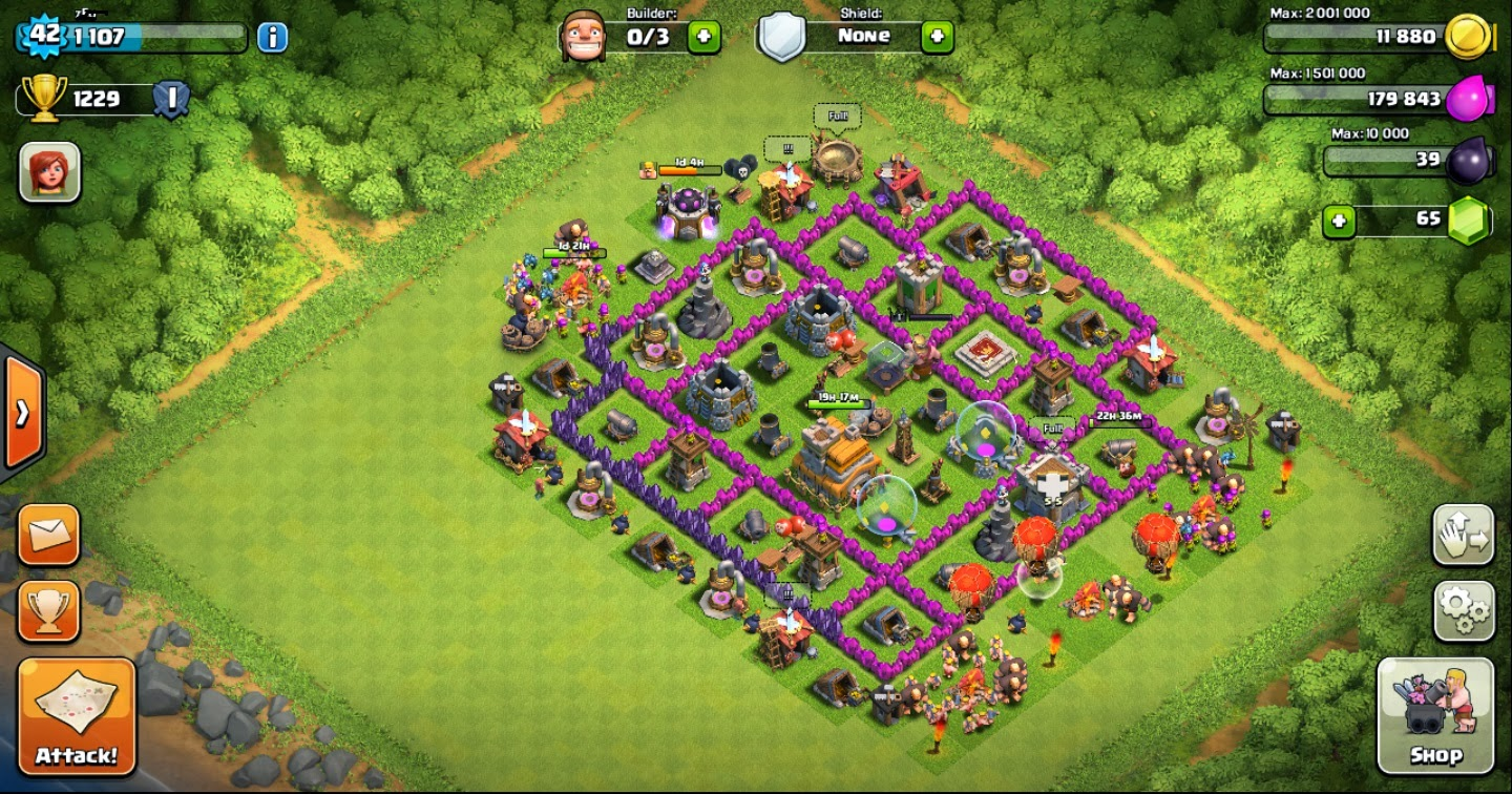 Clash of Clans: Clas