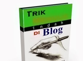 Download Ebook Trik Menulis Indah di Blog