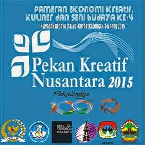 Peringati Hari Jadi, Kota Pekalongan Gelar Pekan Kreatif Nusantara