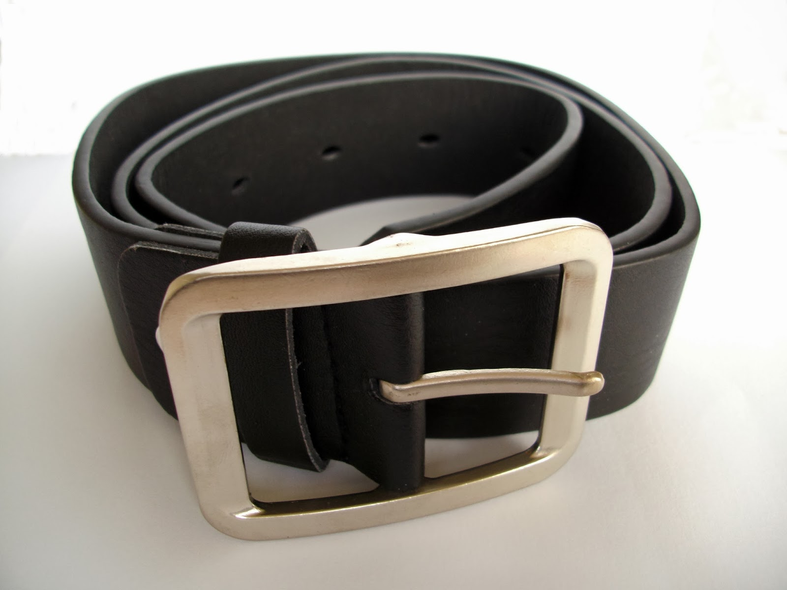 Casual Metal Button Belt For Lovers