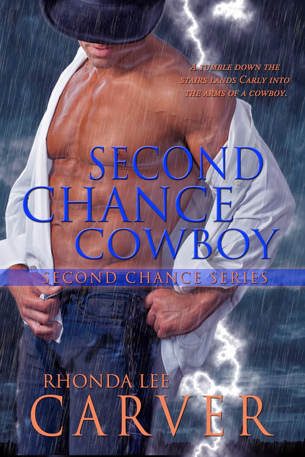 Second Chance Cowboy