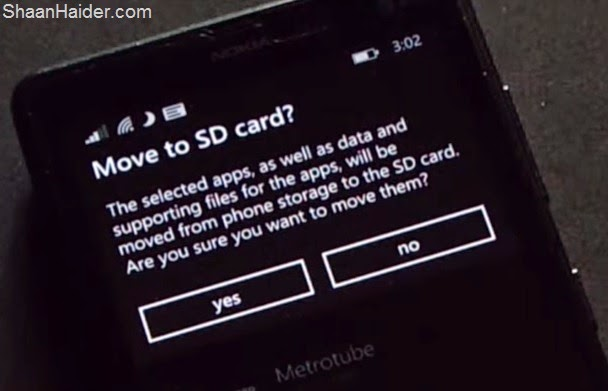 HOW TO : Move Apps and Games to SD Card in Windows Phone 8.1
