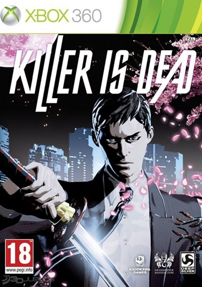 Killer Is Dead Xbox 360 NTSC XGD3