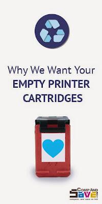 recycle printer cartridges