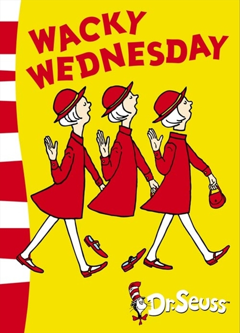 Wacky Wednesday Dr. Seuss Kids' Book Review: My ...
