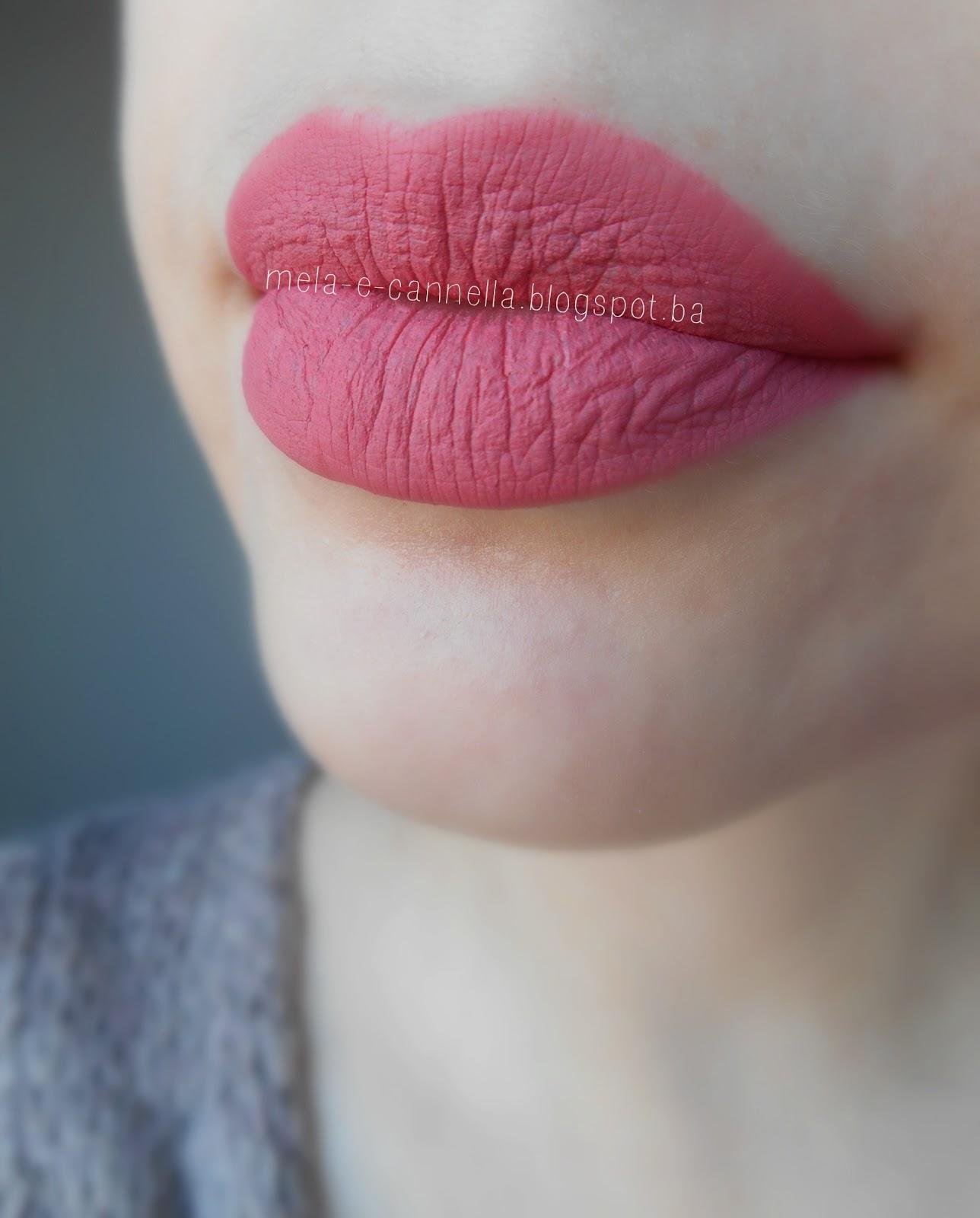 mela-e-cannella: Avon True Color Matte Lipstick - Peach