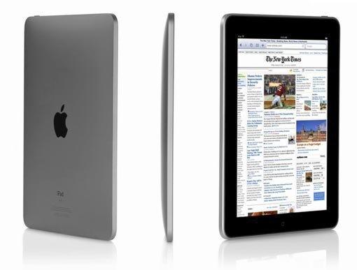 Apple iPad (Wi-Fi 3G) Harga Rp 4,900,000,-