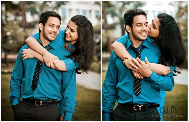 Bharath Jeshly Pre Wedding Photoshoot
