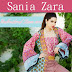 Sania Zara Embroidered Lawn 2014 | ZS Textiles Sania Zara Designer Collection 2014