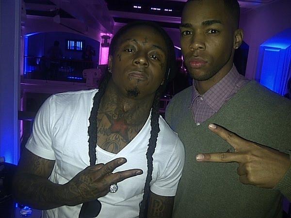Foto do Lil Wayne