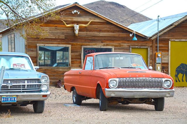 Road Trip - Goldfield, Nevada