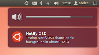 notifyosd 1 Ubuntu 12.04 LTS Precise Pangolin Released, Lets Download and Install it