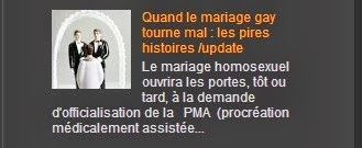 Quand le mariage gay tourne mal : les pires histoires /update