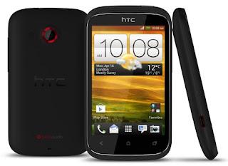 HTC Desire C HP Android layar 3.5 inch harga dibawah Rp 2 juta