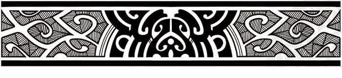 Brazaletes Tribales Gallery Of Vector Tribal Tattoo Brazalete