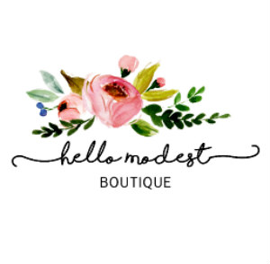 ~ HELLO MODEST BOUTIQUE~  Visit My Daughter Jenn Shop !  For New Spring Arrivals!