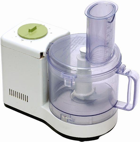الماكينة food processor