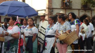 Festival of Corpus Christi in Patzcuaro