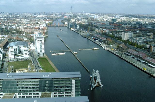 Panorámica de Berlín