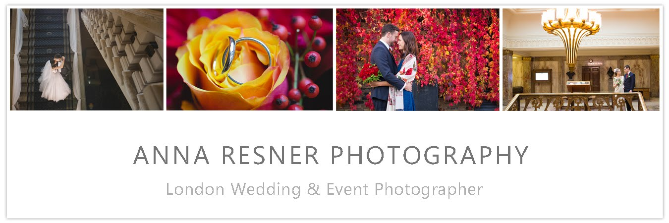 Anna Resner Photography | London Wedding & Event Photographer