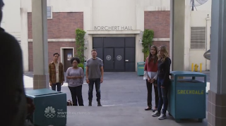 """Community- Episodes 5.05/5.06 """"Geothermal Escapism/Analysis Of Cork-Based Networking"""" Review- A great send off and an ok episode"""