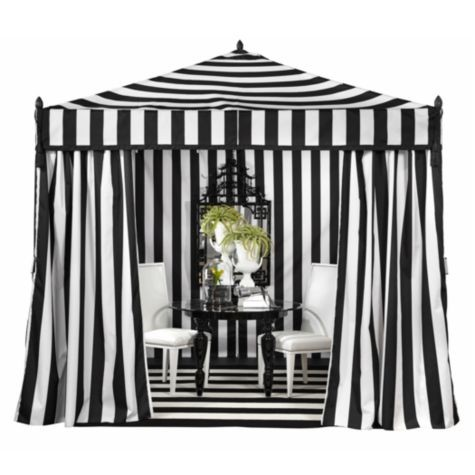 lucys garden: BLACK & WHITE STRIPES.....