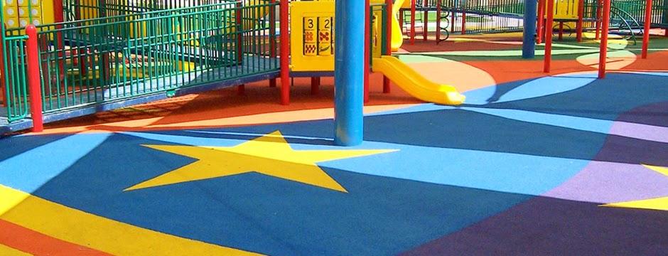 Playground Flooring Design