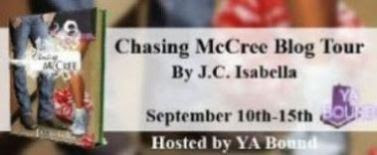 {Review+G!veaway} Chasing McCree by JC Isabella