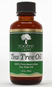 40% Off on Tea Tree Oil by Toothy Grins Store