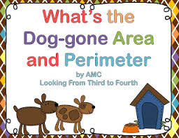 http://www.teacherspayteachers.com/Product/Area-Perimeter-Create-a-Dog-Yard-666136