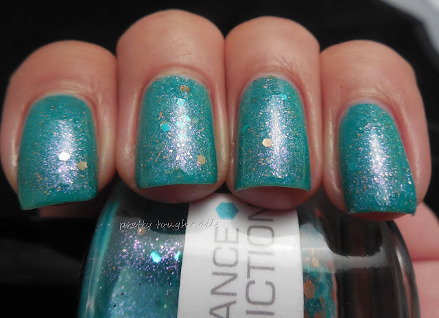 NerdLacquer Cyance Fiction